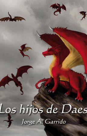 Novela Los hijos de Daes (Saga ojos de reptil #3) by Jorge_A_Garrido