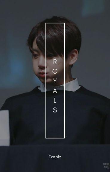 Royals ➳ VKook
