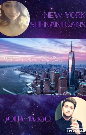 New York Shenanigans||Mithzan x Shubble by iloveliterature15