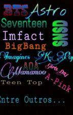 Kpop Imagines// by DudaMtts