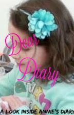 Dear Diary  | A Acroanna FanFiction by MissBratayley101