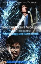 Two Different Worlds, Two Heroes : Percy Jackson and Harry Potter [EDITING] by MidnightDreamsx3