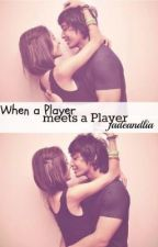 When a player meets a player... (Translated in german) by lauralalala