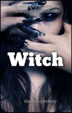 Witch by damara3stefany