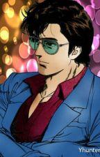 the manga art  by Larry_wong