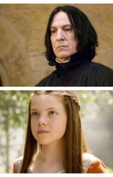Snape's Secret; Lucy goes to Hogwarts
