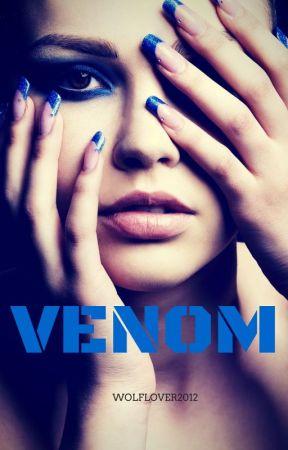 VENOM by wolflover2012