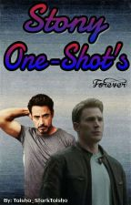 Stony One-Shot's  by Taisha_StarkTaisho