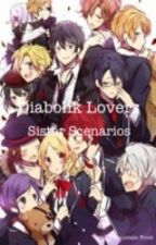 Diabolik lovers sister imagines  by mountain_frost