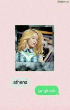 athena || book 1 by desteenxx