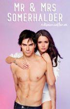 Mr. & Mrs. Somerhalder by xitsabbix