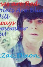 Roses Are Red Violets Are Blue I Will Always Remember You ~Carl X Reader~ by Zac_Dixion