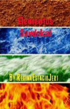 Elementos Sendokai by Zayn_Cabello