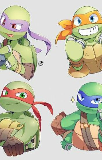 TMNT x (Mermaid!) Reader