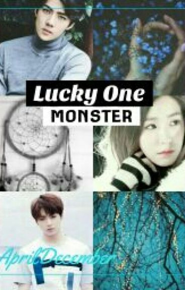 [HUNFANY] LUCKY ONE MONSTER