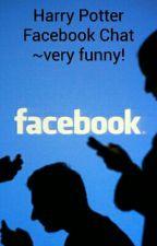 Harry Potter Facebook Chat~very Funny! by JoyceSnape