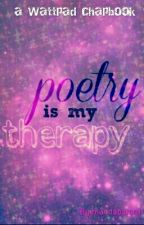 Poetry is my Therapy by mandabword