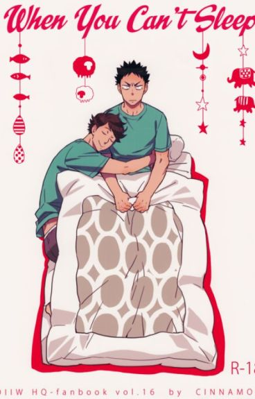 One kiss ||Oikawa x Iwaizumi|| 3-shot