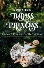 Badass princess by mandi_nelson