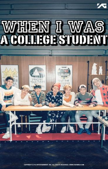 When i was a college student #มอเดอะซีรีย์