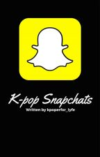 Kpop Snapchats  by kpoperfor_lyfe