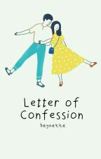 letter of confession