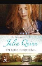 Série Os Brindgertones_Um Beijo Inesquecível_(Julia Quimn) by CristianeVicente