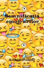 Semnificatia emoji-urilor. by Laurastefania57