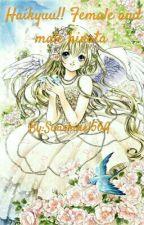 Haikyuu!! Female and male hinata by Moonlight489