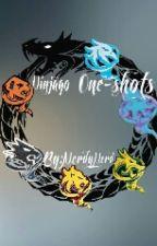 Ninjago One-Shots! by Nerdy_nerd_