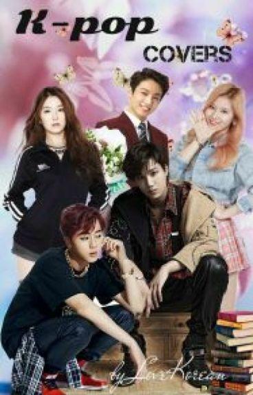 """K-pop""обложки На Заказ(covers2016)"