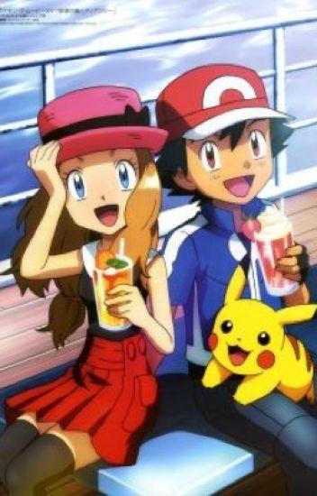 Amourshipping: Wirbel um Ash und Serena