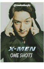 X-Men One Shots by cony_ruminot