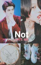 [ لم يكرهني || Not hate me] ~ by 2-k_noni