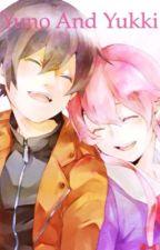 Yuno and Yukki by Livy_Jean