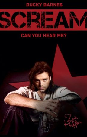 Scream - Bucky Barnes by SkyWolf1532
