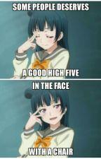 Love Live Sunshine Memes by MarKus901