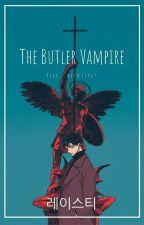 The Butler Vampire (Complete) by laperbanget0