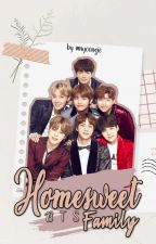 Homesweet Family [ BTS ] by -miniyoongs