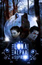 Luna Albastra  si Alpha Suprem  by MadalinaAndresa15