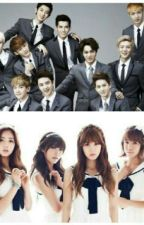 Exopink From Enemy To Love ( Malay Fanfic ) by exol_army_ahgase