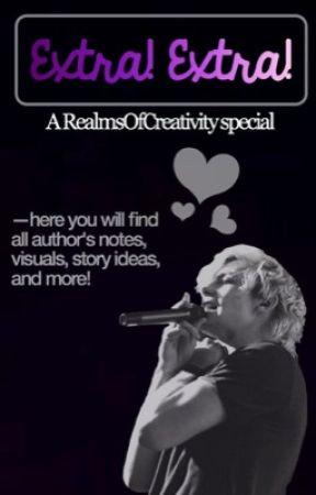 Extra!! Extra!! (A RealmsOfCreativity Special) by RealmsofCreativity