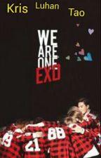 Exo Hayal Et by exochen_jongdae