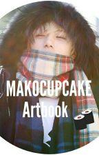 Mein Artbook..Voll Mit Zeugs by Makocupcake