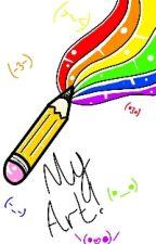 My Art :D (Book 1) by KityARTZ