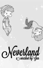 Neverland *larry au* (mpreg) [one shot] by -starbaby