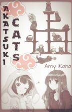 Akatsuki Cats by Amy_Kana