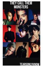 They Call Them Monster's But There Special Monster's (Exo Ambw ) by bjoiner123