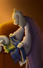 Asriel X Toriel 2  by fairyexceed45