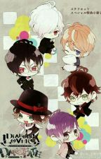 Diabolik lovers yaoi by azulin2003